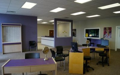 Eye Care Center Renovation