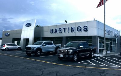 Hastings Ford Remodel