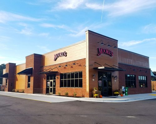 Moore's New Bern, NC